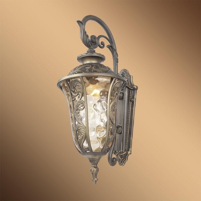 Уличный настенный светильник Favourite Luxus