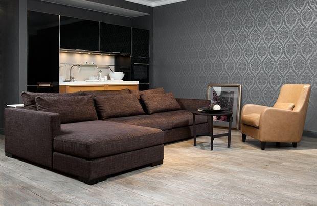 Картинки по запросу Угловой диван в интерьере дома