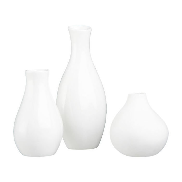 """Набор ваз """"3 миниатюры"""""""