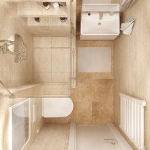 Фото из портфолио Квартира в Белгороде – фотографии дизайна интерьеров на INMYROOM
