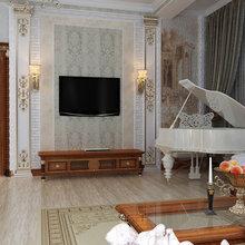 Фотография: Гостиная в стиле Классический, Дом, Дома и квартиры – фото на InMyRoom.ru