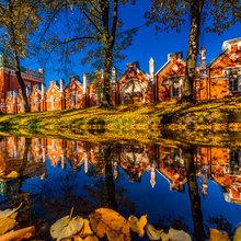 Фото из портфолио Архитектурное фото - 3 – фотографии дизайна интерьеров на InMyRoom.ru
