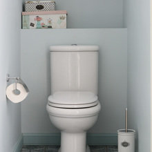 Фотография: Ванная в стиле Кантри, Малогабаритная квартира, Квартира, Проект недели, Москва, сталинский дом, Bonhomedesign – фото на InMyRoom.ru