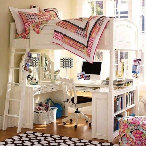 Фотография: Детская в стиле Прованс и Кантри, Малогабаритная квартира, Квартира, Дома и квартиры – фото на InMyRoom.ru