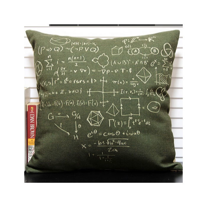 "Чехол на подушку ""Теорема"""
