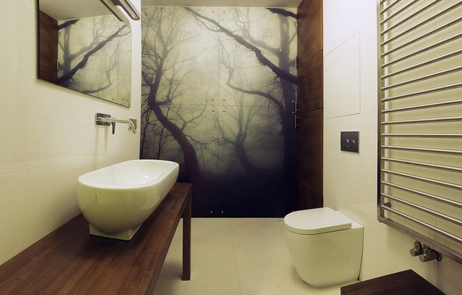 Фотография: Ванная в стиле Современный, Квартира, Calligaris, Дома и квартиры – фото на InMyRoom.ru