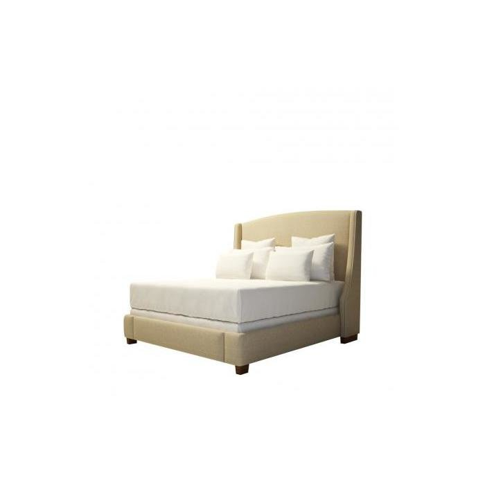 Gramercy queen size bed