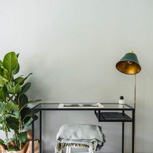 Фотография: Кабинет в стиле Скандинавский, Декор интерьера, Малогабаритная квартира, Квартира – фото на InMyRoom.ru