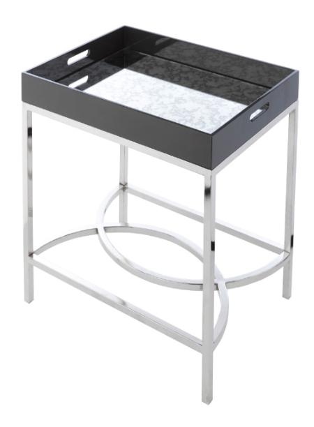 Сервировочный столик Baron с металлическом основанием