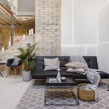 Фото из портфолио Стильный чердак с эффектом незавершенности – фотографии дизайна интерьеров на INMYROOM