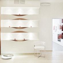 Фото из портфолио Футуристический дом – фотографии дизайна интерьеров на INMYROOM