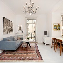 Фото из портфолио Upplandsgatan 17C, 2,5tr, Vasastan, Stockholm – фотографии дизайна интерьеров на InMyRoom.ru