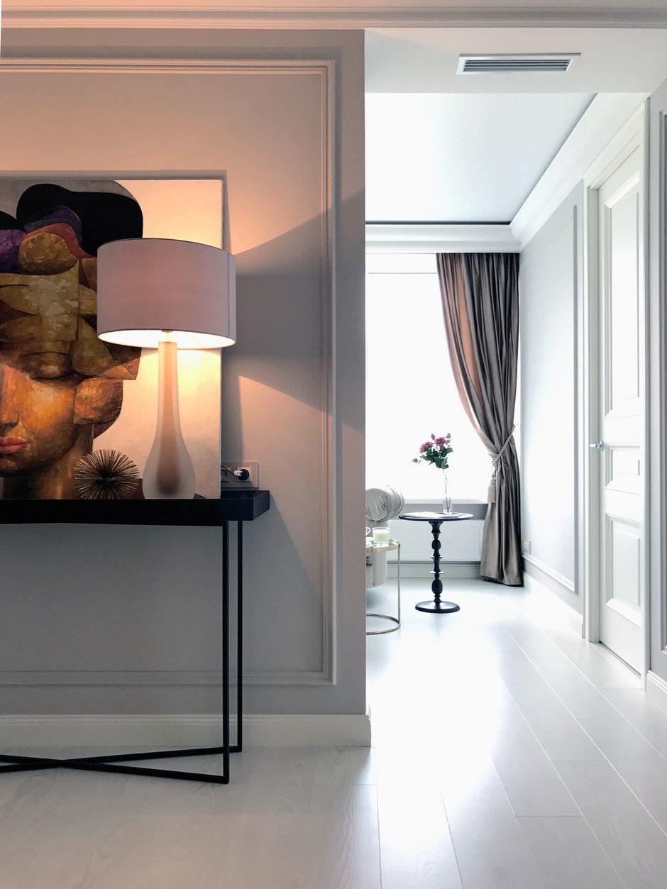 Фотография: Прихожая в стиле Современный, Классический, Квартира, Проект недели, Екатеринбург, Монолитный дом, 3 комнаты, Более 90 метров, MEDIANA interiors – фото на InMyRoom.ru