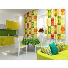 Кухонная скатерть: Изумительная зелень