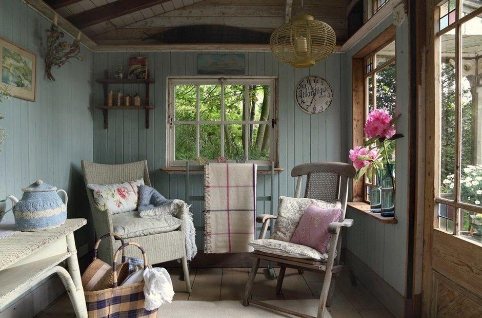 Фотография: Прихожая в стиле Прованс и Кантри, Дом, Дома и квартиры, Дача, Шебби-шик – фото на InMyRoom.ru