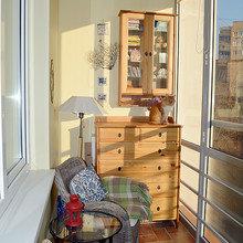 Фото из портфолио Квартира, где живет весна – фотографии дизайна интерьеров на InMyRoom.ru