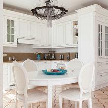 Фотография: Кухня и столовая в стиле Классический, Квартира, Дома и квартиры, Проект недели, Москва – фото на InMyRoom.ru