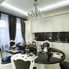 Фото из портфолио Квартира на Сретенке – фотографии дизайна интерьеров на InMyRoom.ru