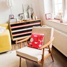 Фотография: Мебель и свет в стиле Скандинавский, Декор интерьера, Кресло – фото на InMyRoom.ru