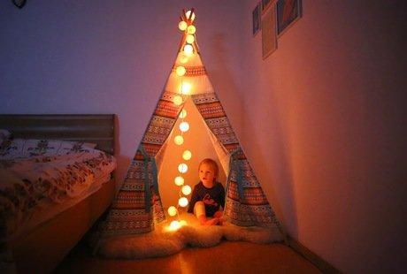 Гирлянды «Чудо-фонарики». Тайские фонарики