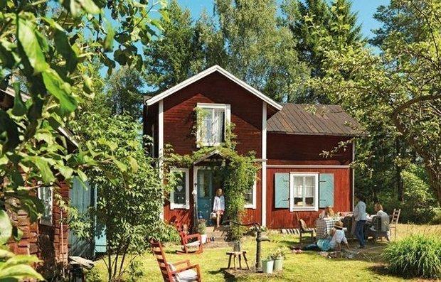 Фотография: Прочее в стиле , Прованс и Кантри, Скандинавский, Дом, Дома и квартиры, IKEA, Дача – фото на InMyRoom.ru