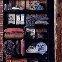 Фотография: Гардеробная в стиле Кантри, Декор интерьера, Мебель и свет – фото на InMyRoom.ru