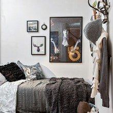 Фотография: Спальня в стиле Скандинавский, Декор интерьера, Квартира, Аксессуары, Декор, Белый – фото на InMyRoom.ru