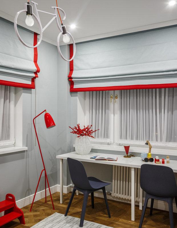 Фотография: Детская в стиле Современный, Хай-тек, Кухня и столовая, Гостиная, Спальня, Декор интерьера – фото на INMYROOM
