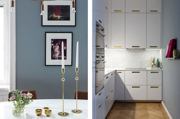 Фотография:  в стиле , Скандинавский, Декор интерьера, Карта покупок, Квартира, 2 комнаты, 60-90 метров, Дорого и бюджетно – фото на InMyRoom.ru