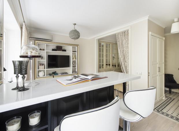 Фотография:  в стиле , Малогабаритная квартира, Квартира, Планировки, Гид, 1 комната, до 40 метров – фото на InMyRoom.ru
