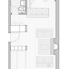 Фотография: Планировки в стиле , Квартира, Дома и квартиры, IKEA, Стена – фото на InMyRoom.ru