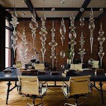 Фотография: Кабинет в стиле Восточный, Эклектика, Офисное пространство, Офис, Дома и квартиры, Готический – фото на InMyRoom.ru