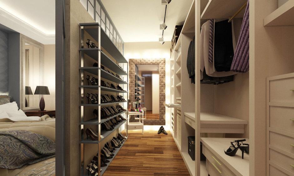 Фотография:  в стиле , Квартира, Дома и квартиры, Проект недели, Переделка – фото на InMyRoom.ru