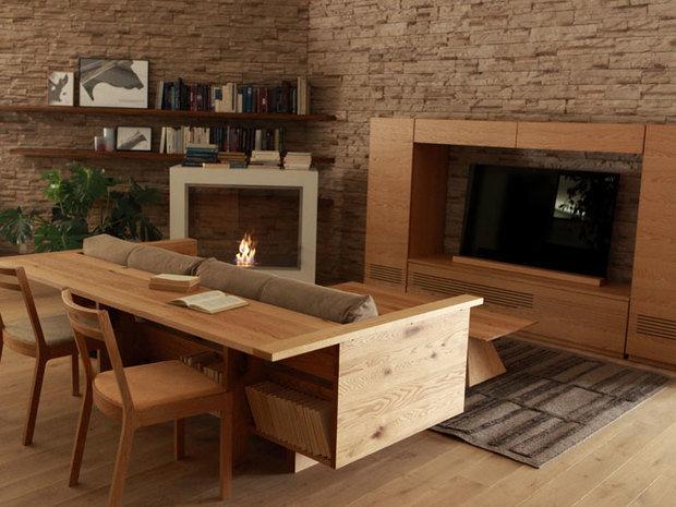 Фотография: Прочее в стиле , Малогабаритная квартира, Квартира, Дома и квартиры, Советы, Мебель-трансформер – фото на InMyRoom.ru