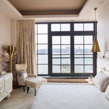 Спальня по дизайну Жана-Луи Денио