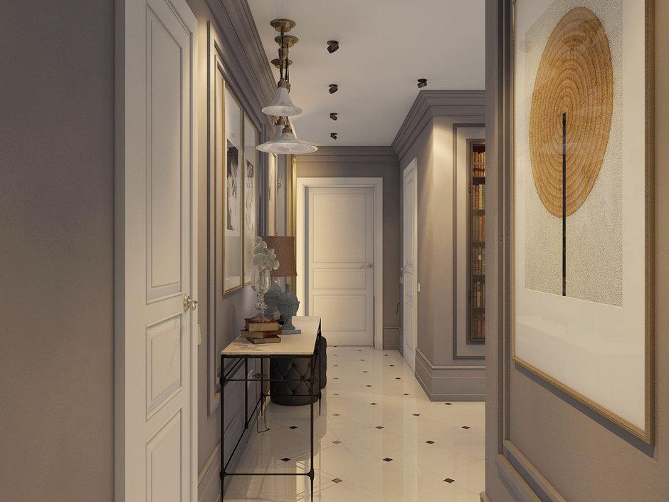 Фотография: Прихожая в стиле , Лофт, Квартира, Дома и квартиры – фото на InMyRoom.ru