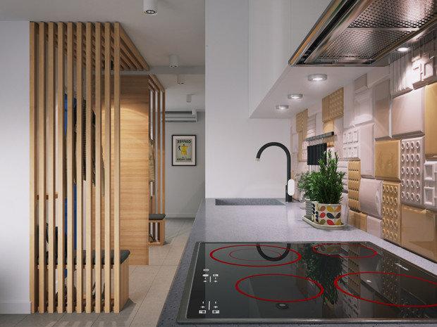Фотография:  в стиле , Прихожая, Советы, Павел Герасимов, Geometrium, дизайн узкого коридора – фото на InMyRoom.ru