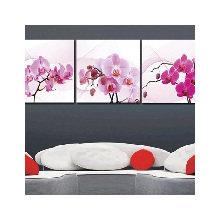 Декоративная картина на холсте: Ветка орхидеи