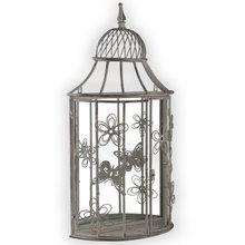 Клетка - зеркало, коллекция Белый ажур