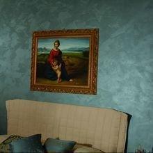 Фото из портфолио MASSIMO (Массимо) FRESH DECO - тонкая штукатурка (бархат) – фотографии дизайна интерьеров на INMYROOM