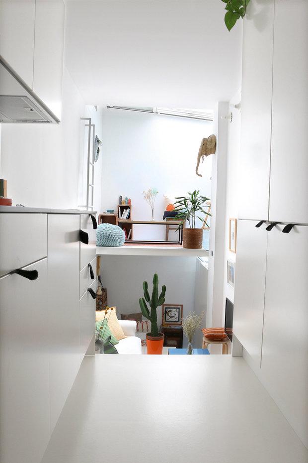 Фото из портфолио Малогабаритная квартира 21 кв.м.  – фотографии дизайна интерьеров на INMYROOM