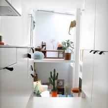 Фото из портфолио Малогабаритная квартира 21 кв.м.  – фотографии дизайна интерьеров на InMyRoom.ru