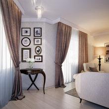 Фото из портфолио Дизайн квартиры в Сестрорецке. – фотографии дизайна интерьеров на INMYROOM