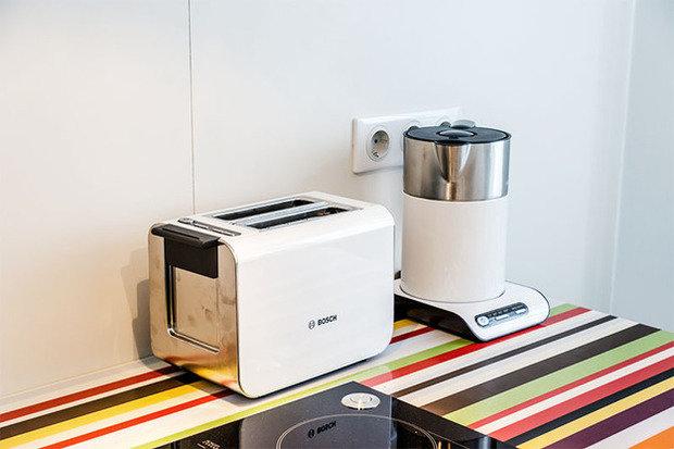 Фотография: Кухня и столовая в стиле Скандинавский, Интерьер комнат, Elle Decoration – фото на InMyRoom.ru
