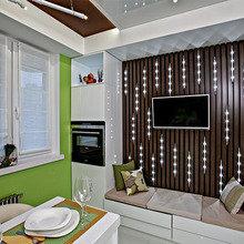 Фото из портфолио Квартирный вопрос 3 – фотографии дизайна интерьеров на INMYROOM