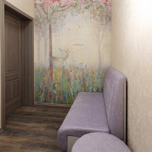 Фото из портфолио Семейный центр «Аэлита» – фотографии дизайна интерьеров на INMYROOM