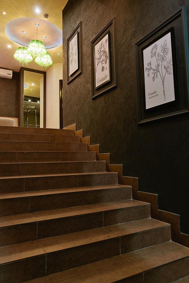 Фото из портфолио ресторан KINZA – фотографии дизайна интерьеров на INMYROOM