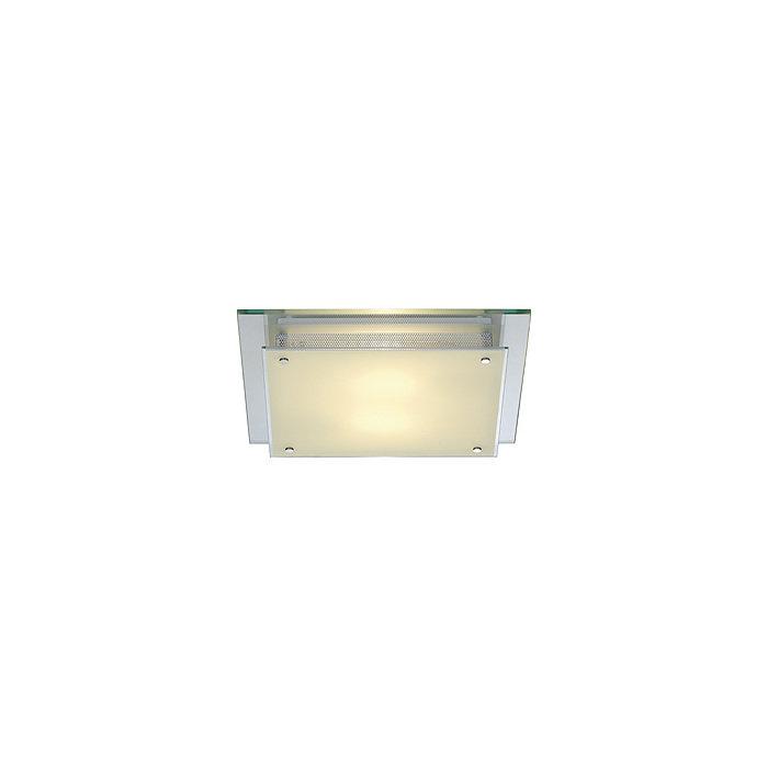 Светильник накладной SLV Glassa Square стекло матовое