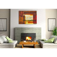 Дизайнерская картина на холсте: Эскиз натюрморта