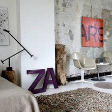 Фотография: Спальня в стиле Лофт, Декор интерьера, DIY, Дом, Декор дома – фото на InMyRoom.ru